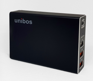 unibos 4port charger sideview