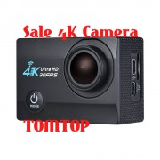 TOMTOP sale 4k sport cameras