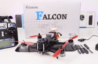 Eachine Falcon 250 Pro Review – The Best Entry Level Race Quadcopter 2017