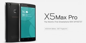 DOOGEE X5 Max Pro under 100$ Champion