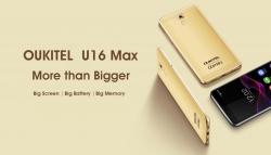 OUKITEL announced U16 MAX