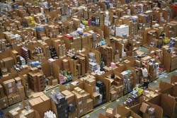 A glimpse of China's mid-year online shopping spree