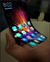 Xiaomi flexible Display Leaked.