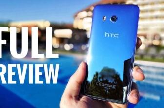 HTC U11 Review – The Best Camera Smartphone 2017 !