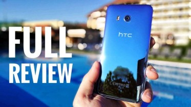 HTC U11 Review – The Best Camera Smartphone 2017 !