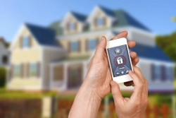Keep an eye on your home's security from anywhere in the world