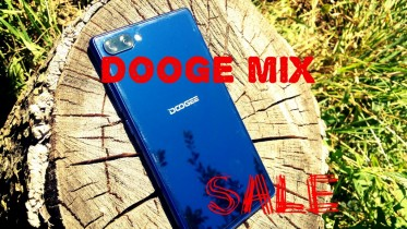 Doogee MIX SALE
